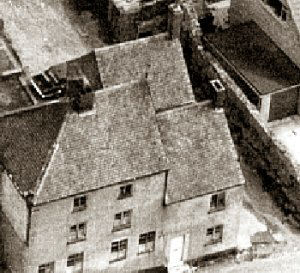 The old Hare and Hounds pub as a private dwelling.