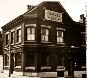 An image of the Viaduct Inn located at 108 Viaduct Street, Ardwick, Manchester.